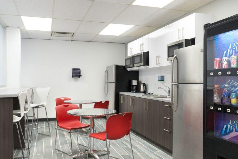 Gardaworld Office Design