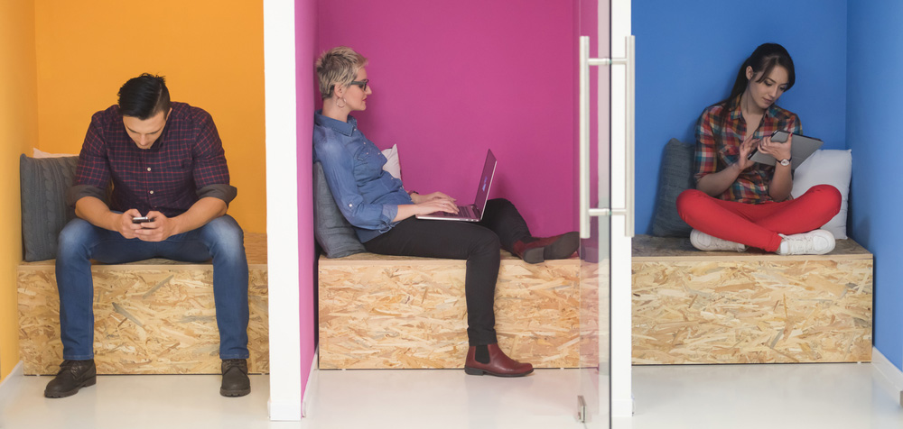 Designing Offices For Both Introverts And Extroverts