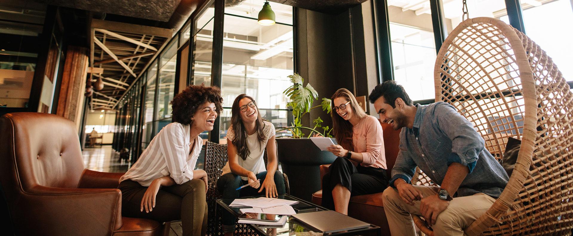 , Empowering Staff Through Office Design