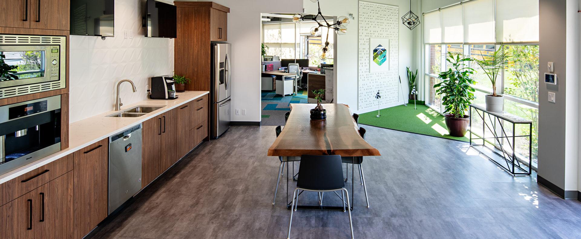 , New Calgary Office