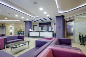 , Changing trends in health care design