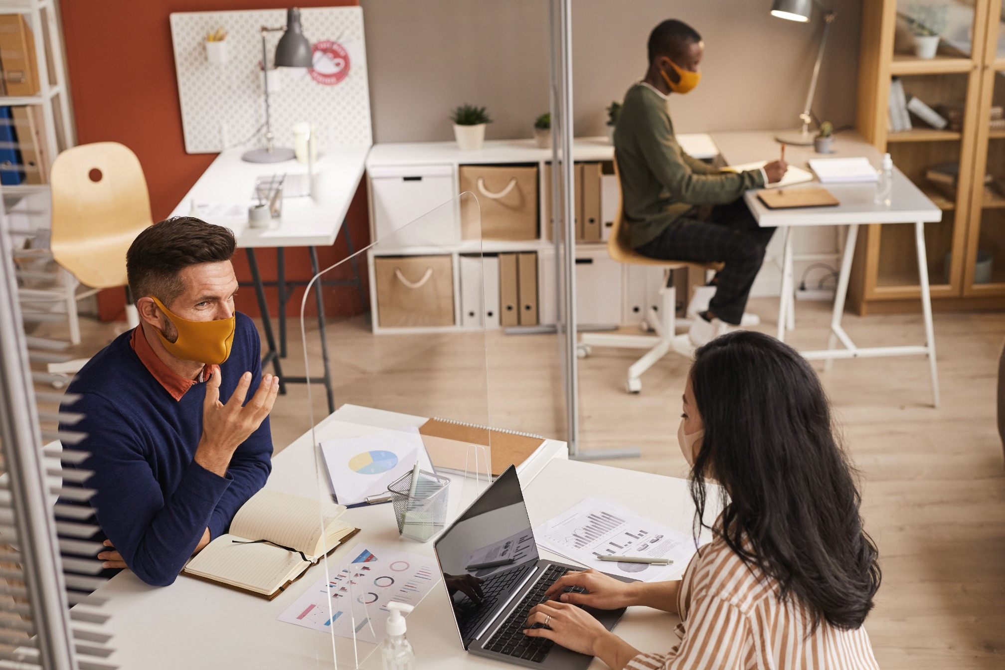 , How to Design Your Hybrid Office