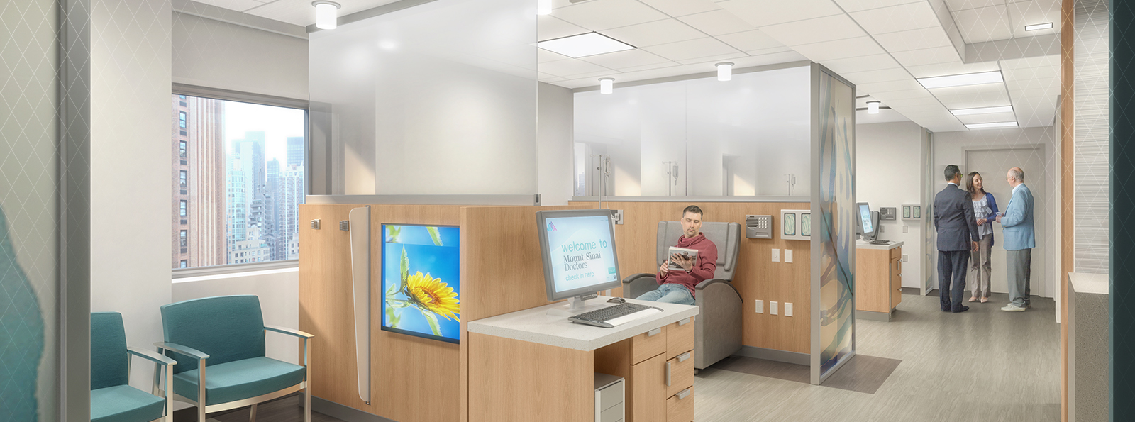 , Designing A Post Pandemic Medical Space